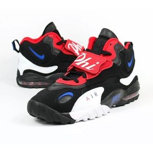 Nike Air Max Speed Turf Philadelphia 76ers Shoes